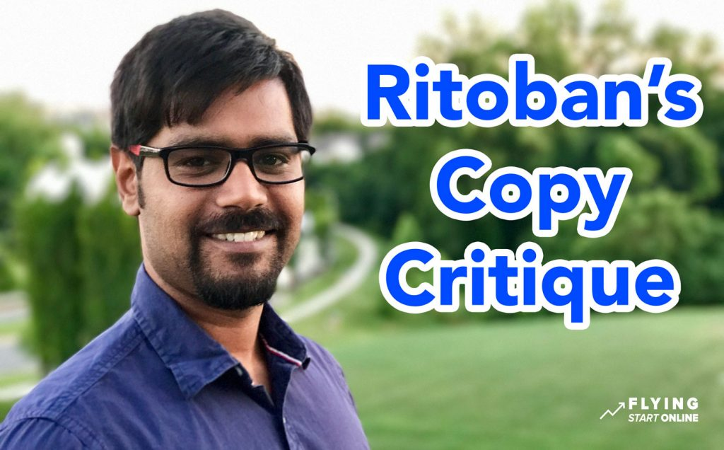 ritoban copy critique bonus