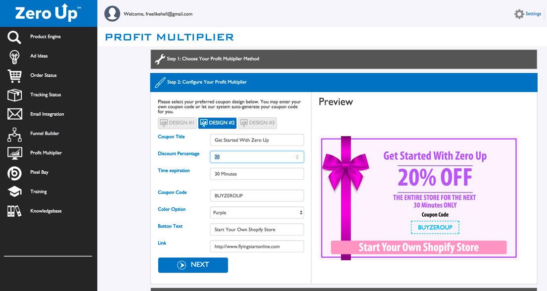 shopify profit multiplier