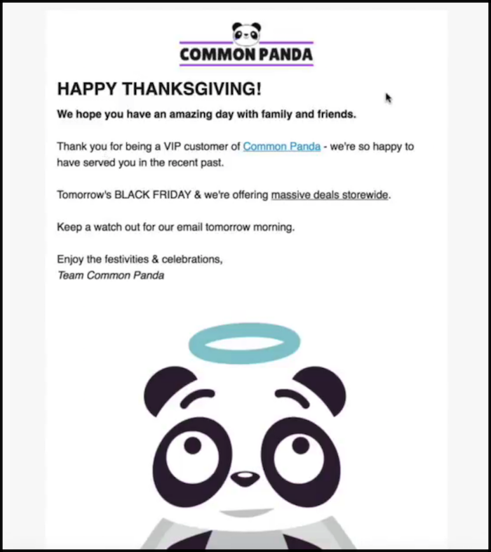 CommonPanda Shopify Black Friday Shopify Review