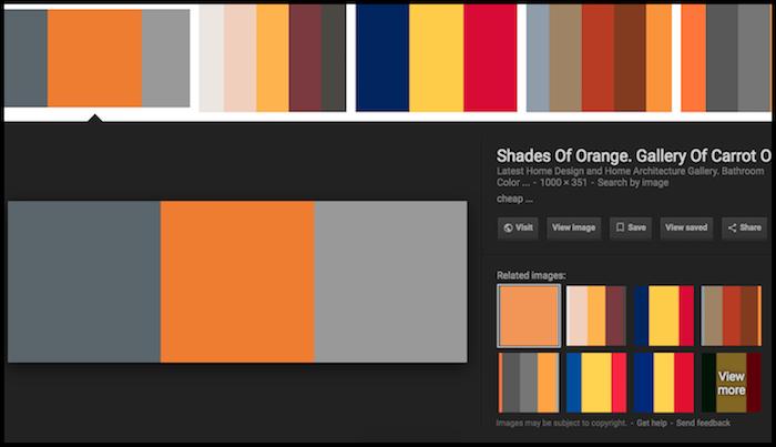 Shopify Sale Color Scheme
