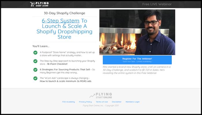 FSO eCom Webinar How Websites Make Money