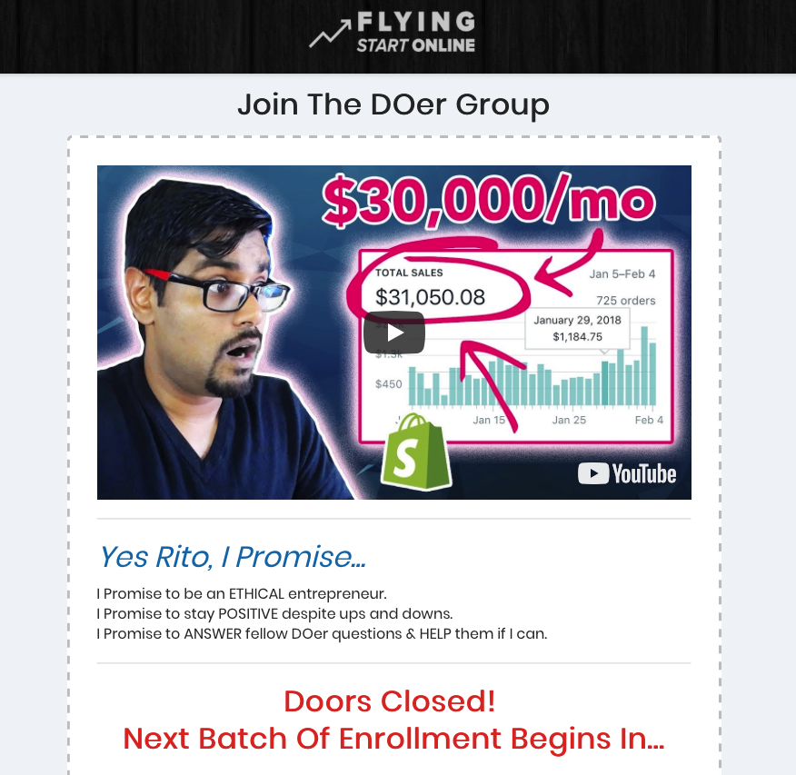 $30,000 Per Month Drop Ship Business - All YOUR Questions Answered