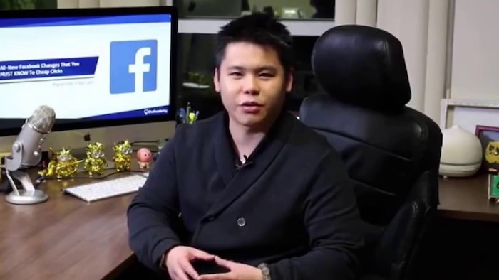 Fred Lam Talking Marketing