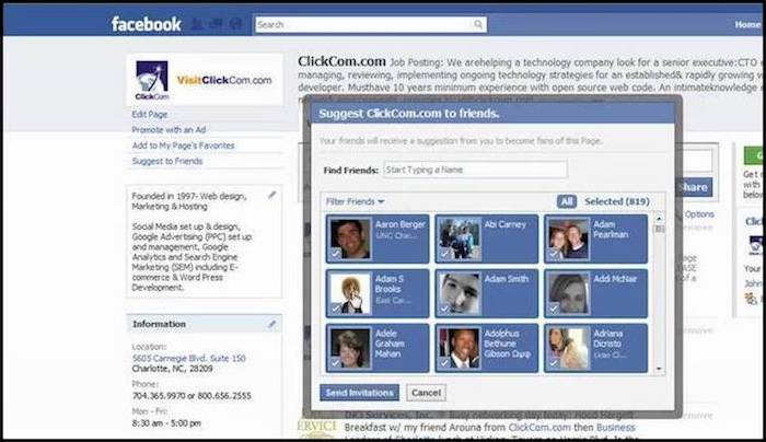 Create Multiple Facebook Pages