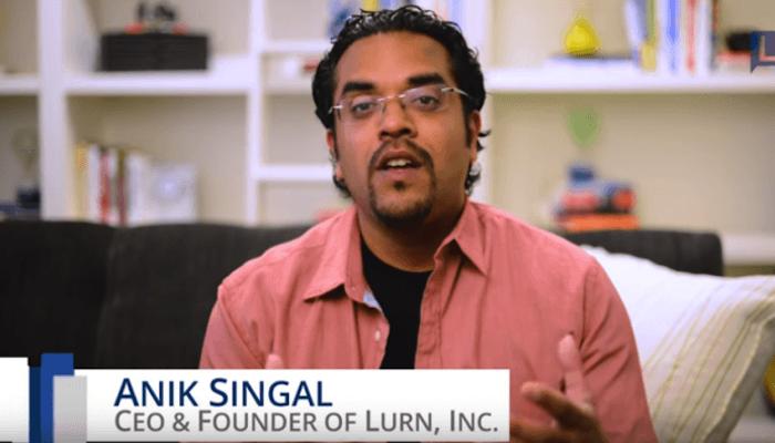 eSCAPE Who Is Anik Singal