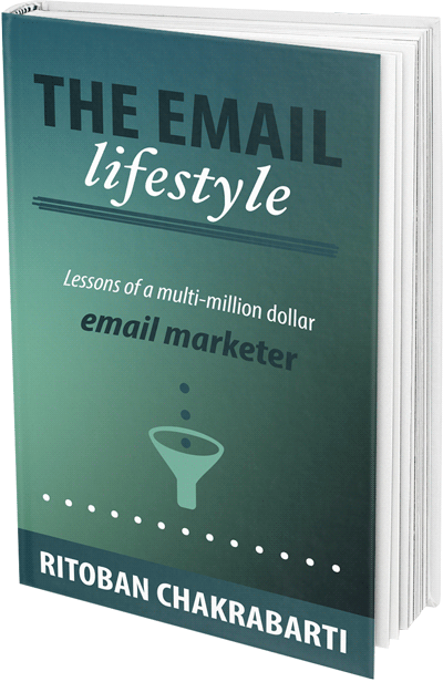 The Email Lifestyle Book Cover