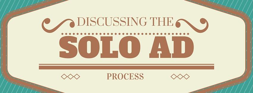 The Solo Ad Process