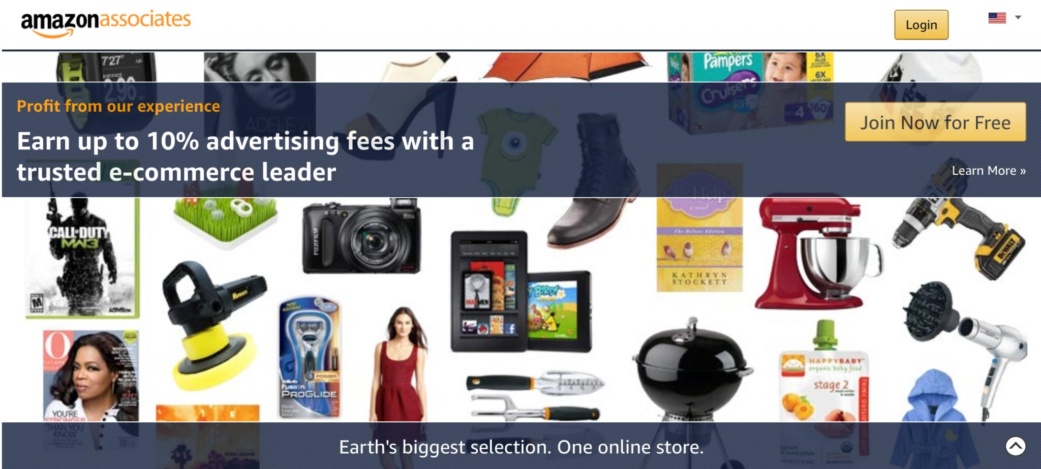 Amazon affiliate program guide