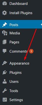 WordPress Theme Set Up