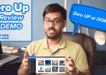 zero up review & demo