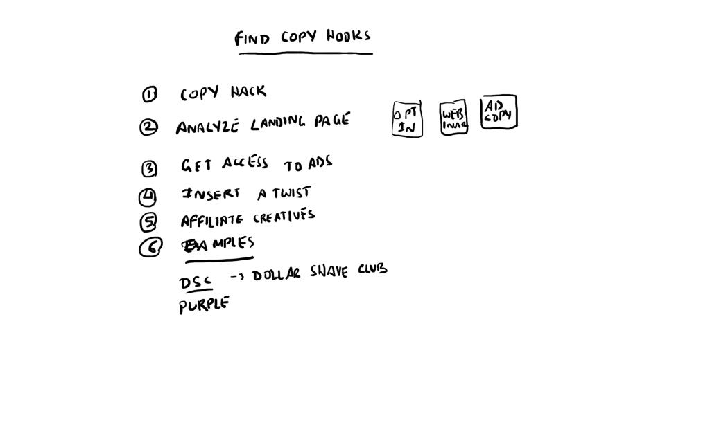 find copy hooks