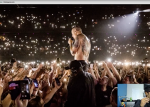 chester bennington tribute