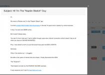 first autoresponder email