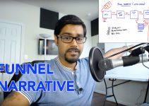 funnel narrative concept