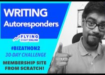 Rito wriiting autoresponders for membership funnels