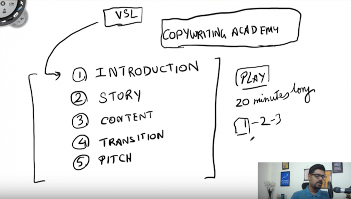 VSL Copywriting Steps