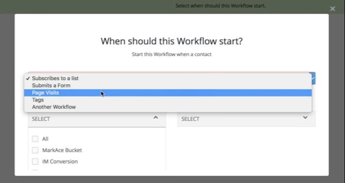 SendLane Workflow Example