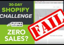 Zero Sales Shopify Store Fails