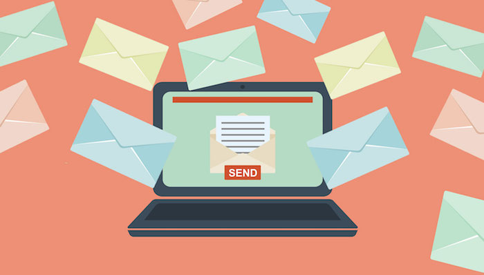 Write converting emails