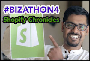Bizathon4 Announcement Shopify Chronicles
