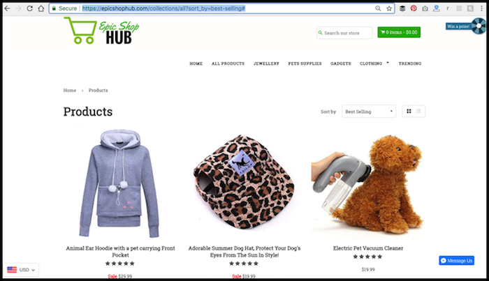 Shopify Reviews Bestsellers Hack