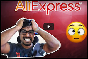 AliExpress Dropshipping Problems