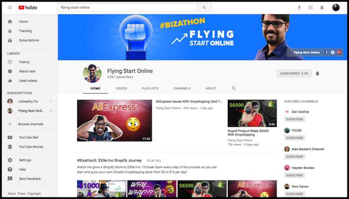 YouTube Videos How Websites Make Money
