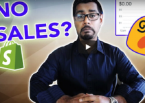 No Shopify Sales Solution