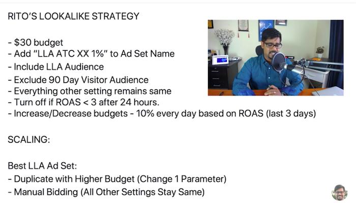 FSO Lookalike Strategy