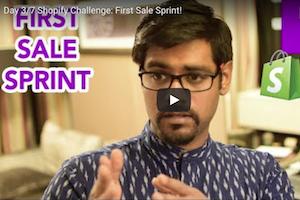 Fist Sale Sprint Day Three Shopify Theme