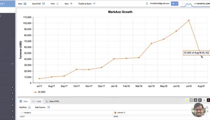 MarkAce 15X Growth