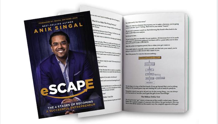 Read eSCAPE Book